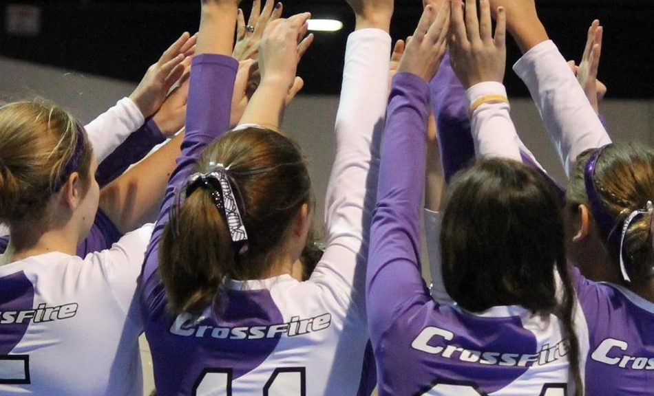 Crossfire Volleyball Club team