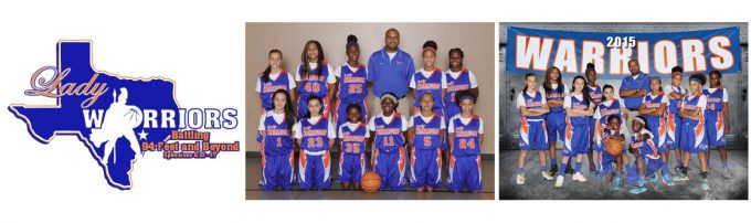 Texas Elite Warriors team