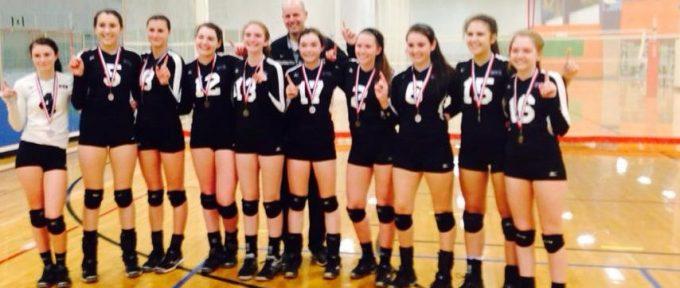 Biltmore Volleyball team