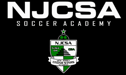 NJCSA Soccer Academy Logo