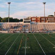 Fab Frosh Lacrosse Showcase Field