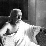 Sri Aurobindo in his room