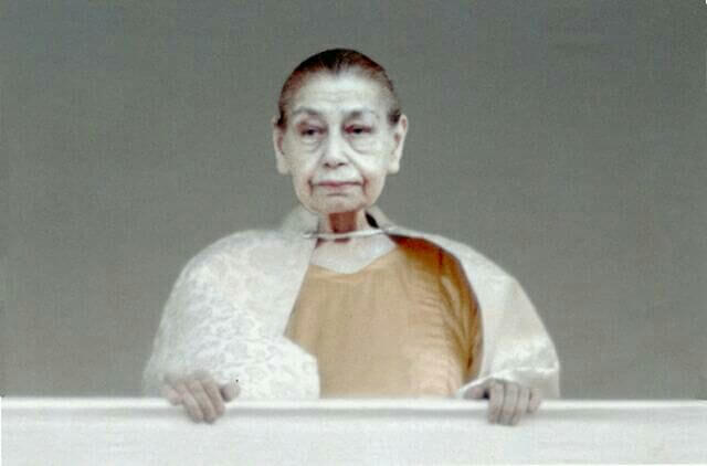 Divine Mother of Sri Aurobindo Ashram Pondicherry