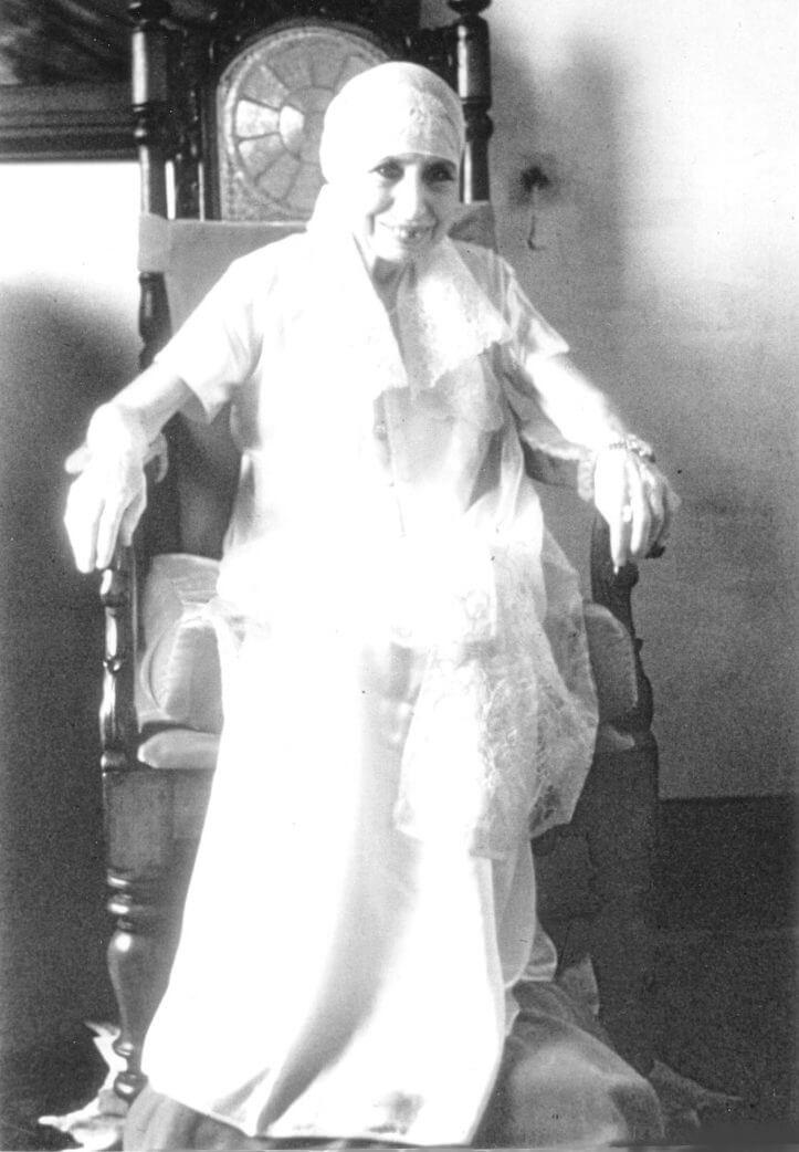 श्रीअरविंद आश्रम की श्री माँ