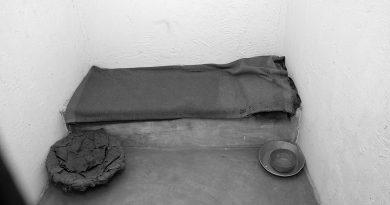 Sri Aurobindo's solitary cell in Alipore Jail