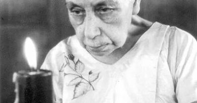 The Mother of Sri Aurobindo Ashram Pondicherry