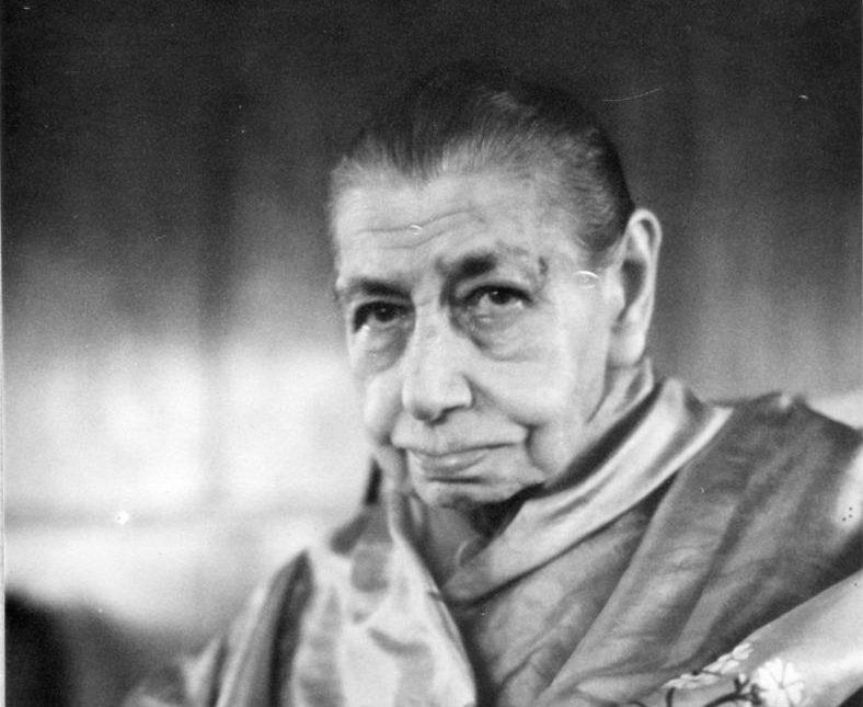 TheMother of Sri Aurobindo Ashram