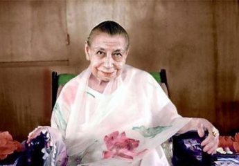 The Mother Miraa Alfassa of Sri Aurobindo Ashram