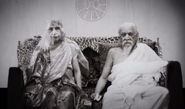 The Mother and Sri Aurobindo