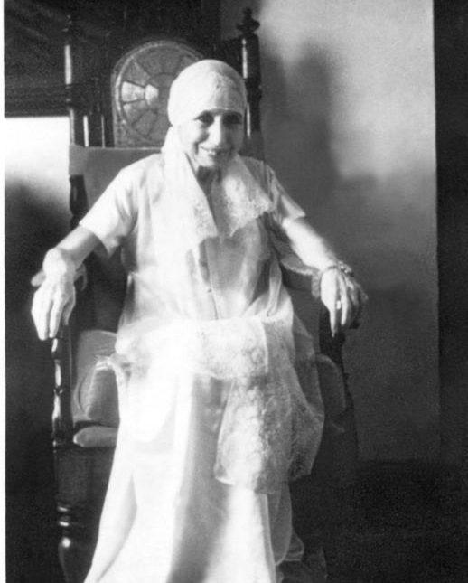 The Mother of Sri Aurobindo Ashram