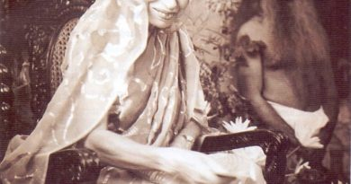 The Mother of Sri Aurobindo Ashram