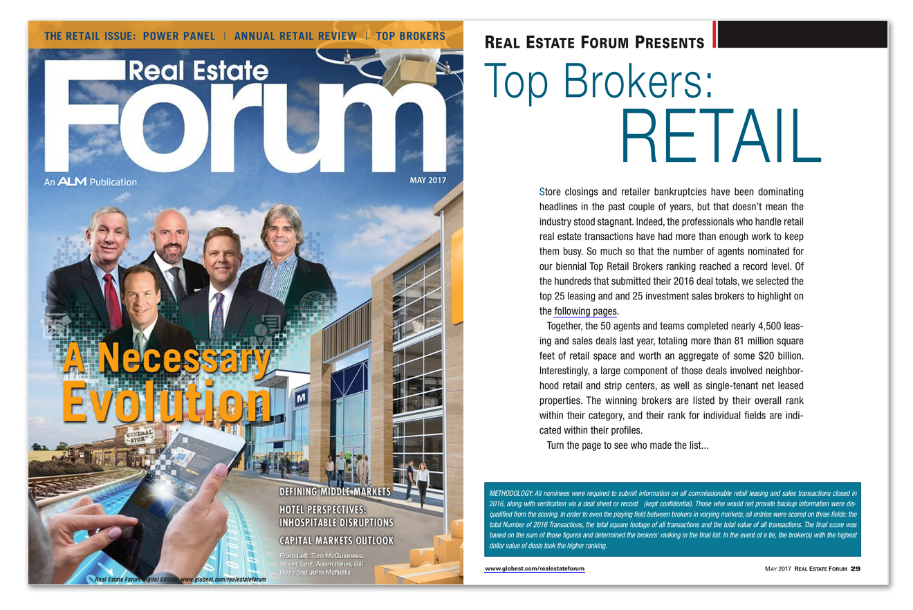 Real Estate Forum Cover