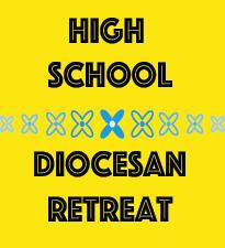 High School Diocesan Retreat (Nov 3-5 at Shrinemont)