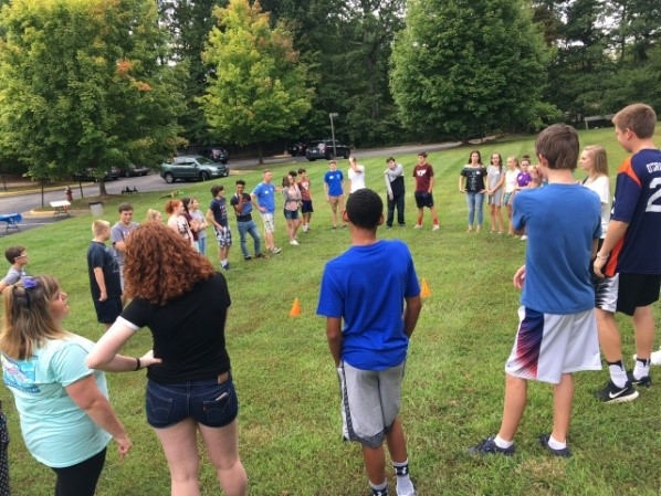 Report: Region VII Youth Group Event