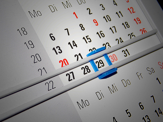 When Is the Best Time to Promote Your Event?