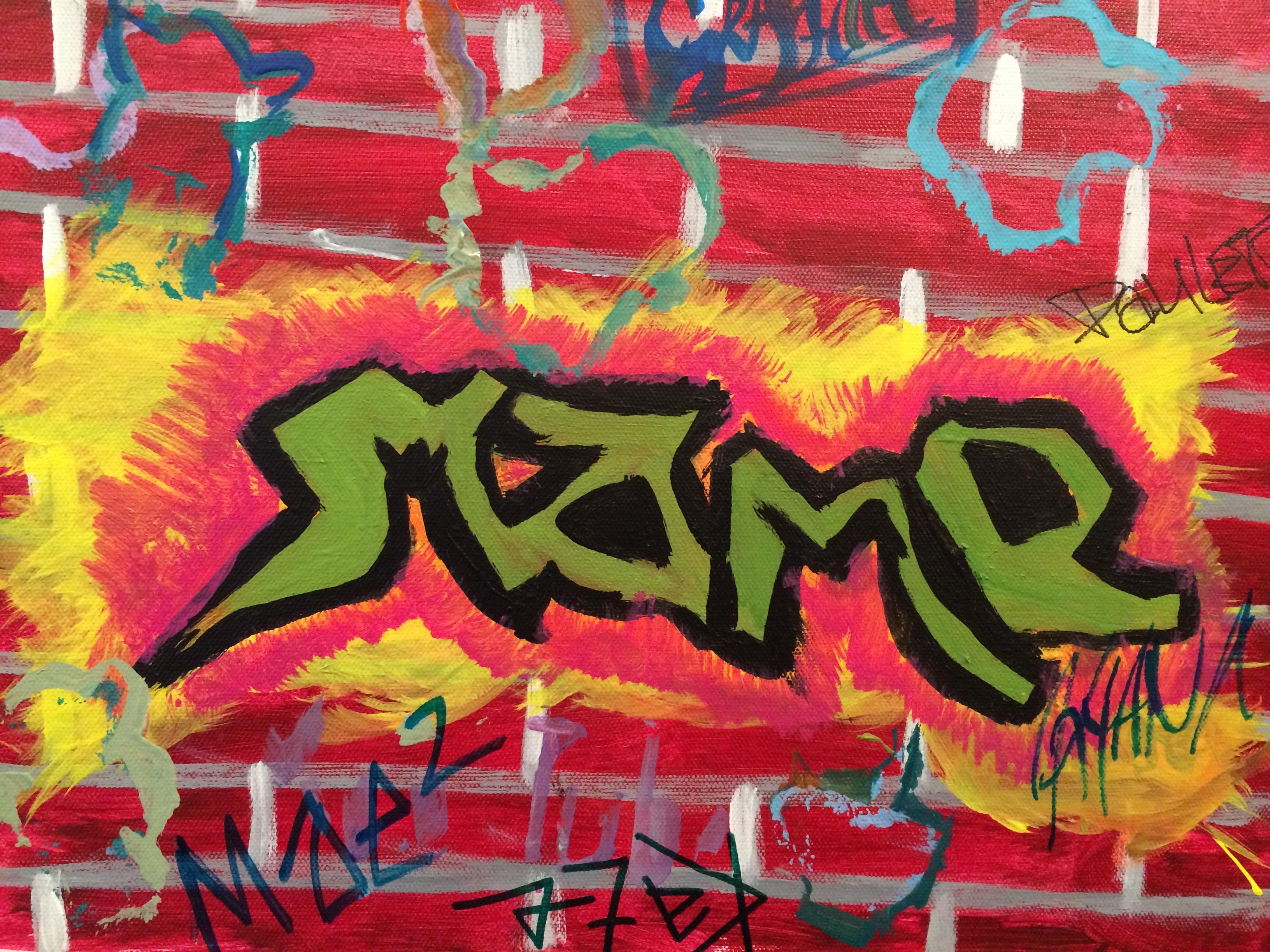 Photo of technique series graffiti 101