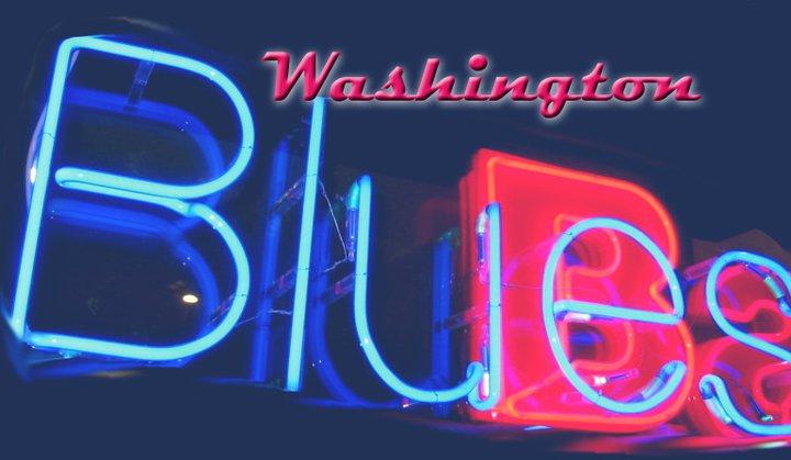 Washington Blues Society Logo