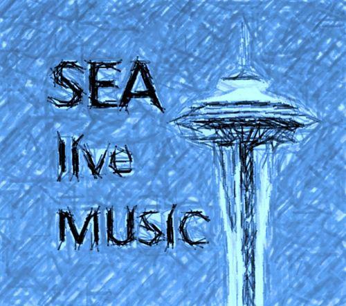 SEA Live Music Logo