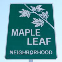 Maple Leaf Life Logo