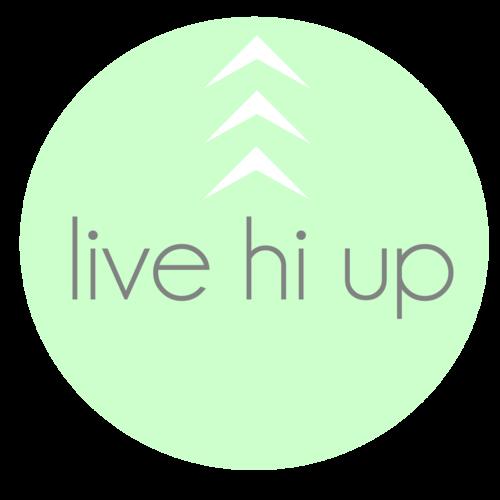Live Hi Up Logo