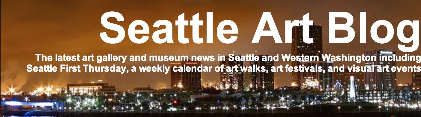 Seattle Art Blog Logo