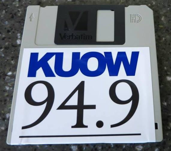 KUOW Public Radio (94.9) Logo