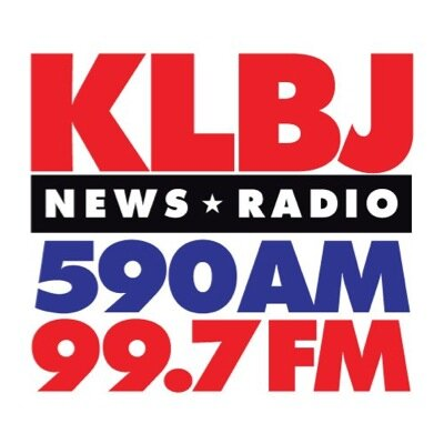 KLBJ News Radio Logo