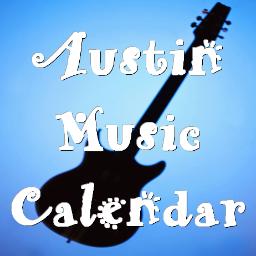 Austin Music Calendar Logo