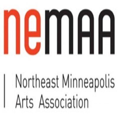 Northeast Minneapolis Arts Association Logo