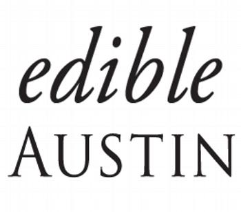 Edible Austin Logo