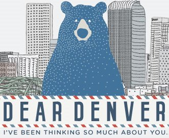 Dear Denver Logo