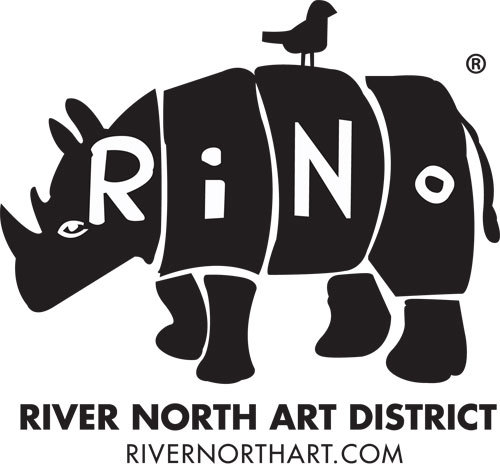 River North Art District Logo