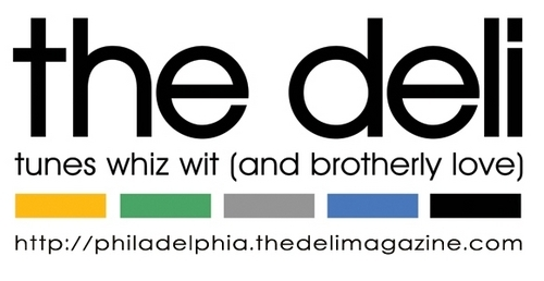The Deli Philadelphia Logo