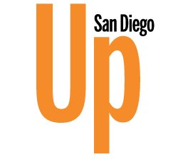 San Diego Up Town News Logo