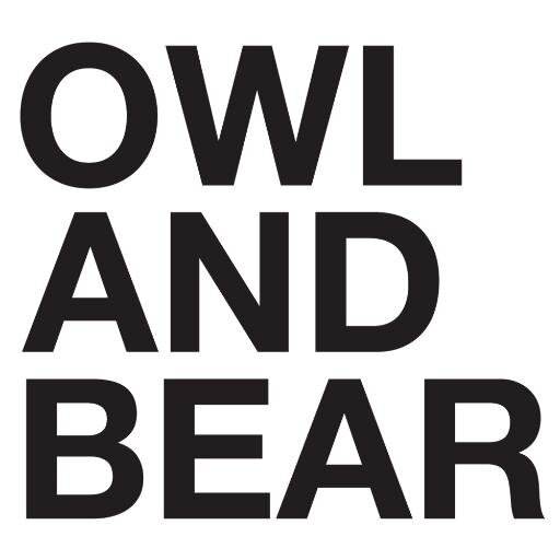 Owl And Bear Logo