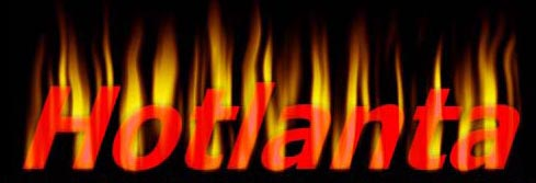Hot Atlanta  Logo