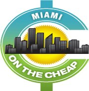 Miami On The Cheap Logo
