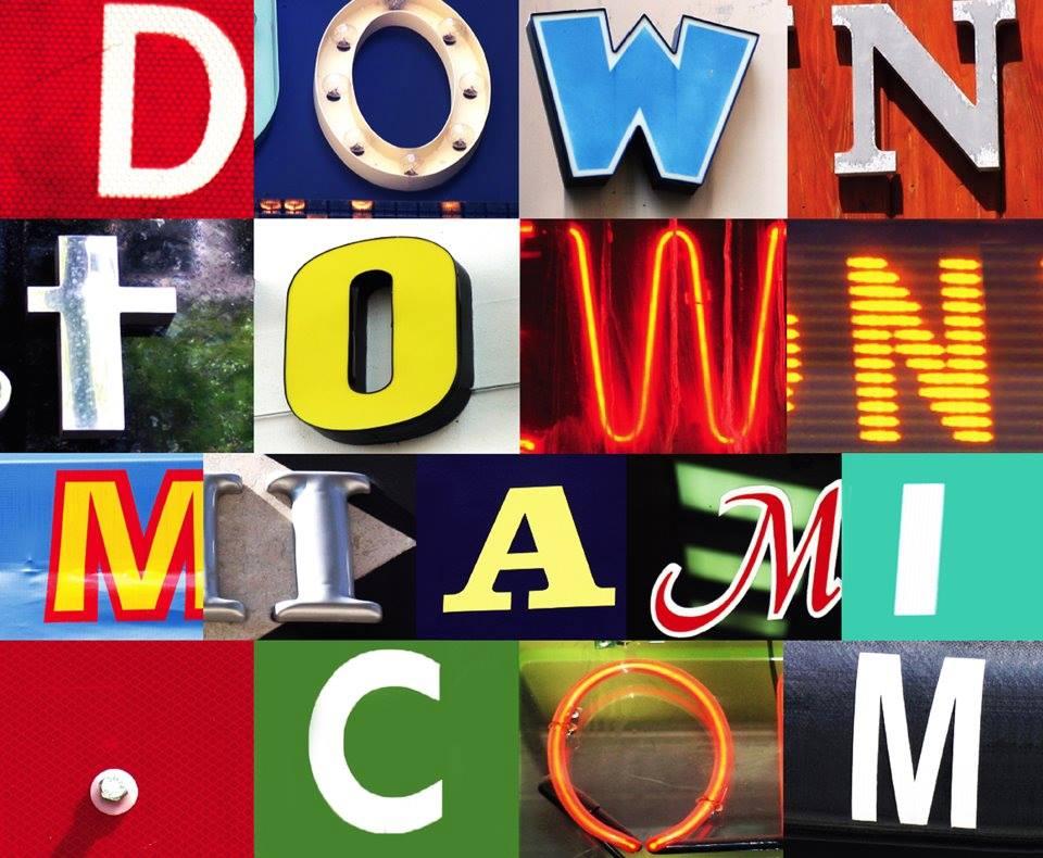 Down Town Miami Logo