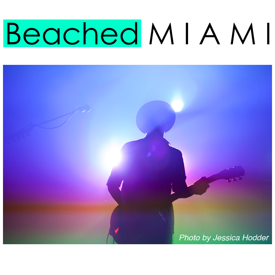 Beached Miami Logo