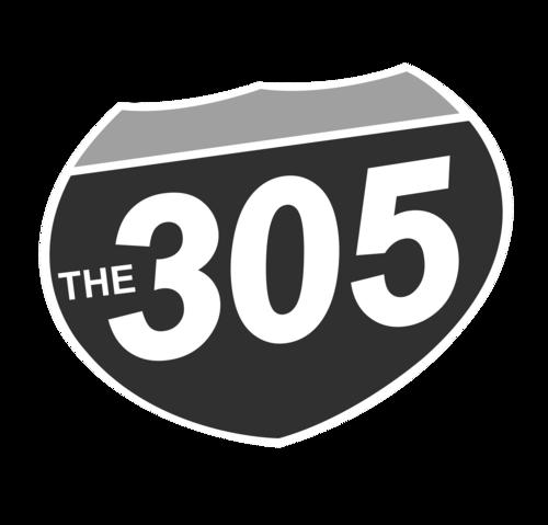 The 305 Logo