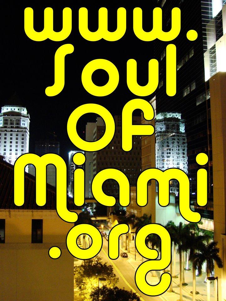 Soul Of Miami Logo