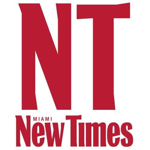 Miami New Times Logo