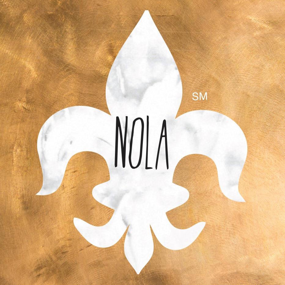 Visit New Orleans Logo