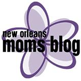 New Orleans Moms Blog Logo