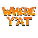 Where Y'at Magazine Logo