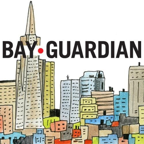 San Francisco Bay Guardian Logo