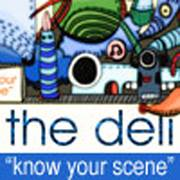 The Deli Magazine SF Logo