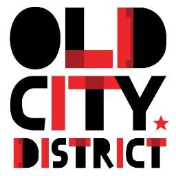 Old City District  Logo