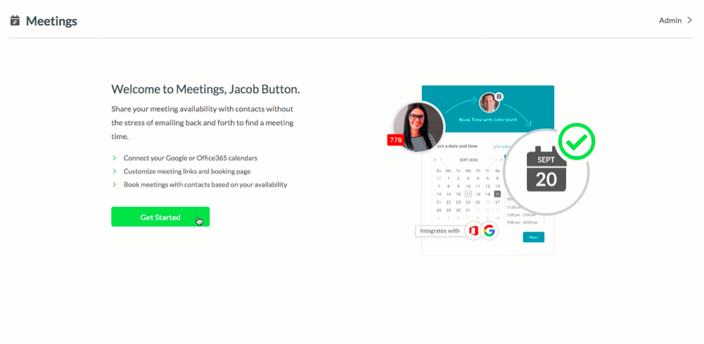 Meetings   CRM & Marketing Automation