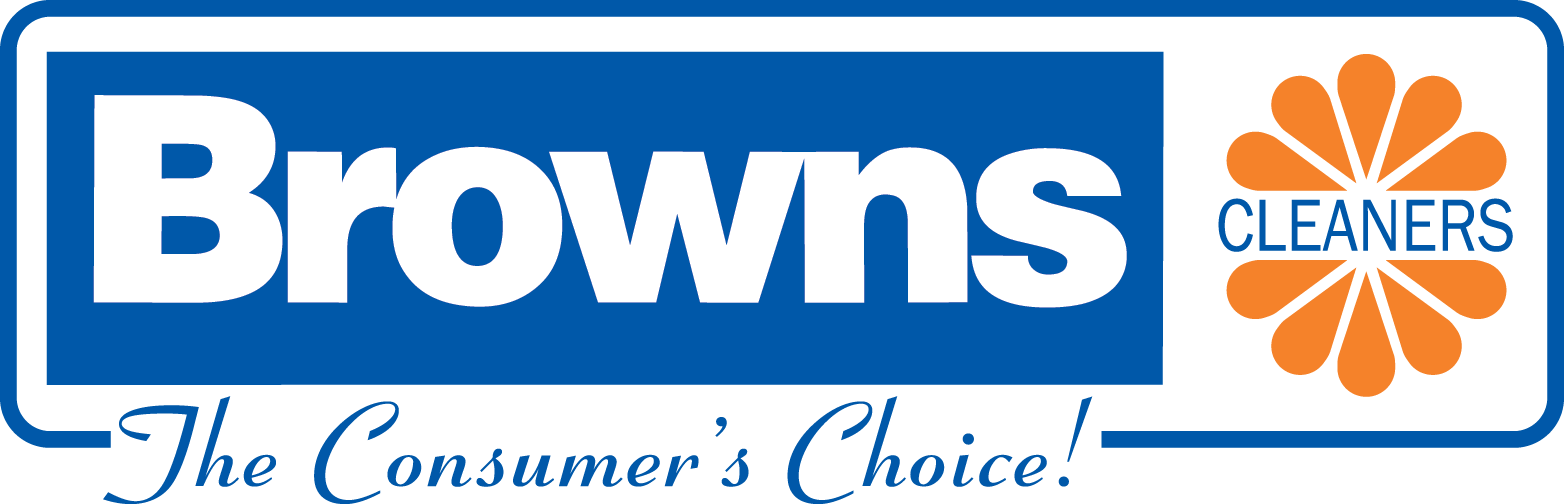 Browns Cleaners Logo